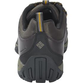 Columbia Peakfreak Venture Waterproof Shoes Men, cordovan, squash